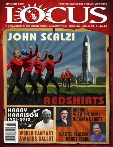Buy September 2012 | Locus Magazine